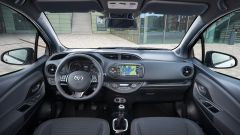 Toyota Yaris 2017: la plancia