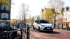 Toyota Yaris 2017: prova, dotazioni, prezzi - Immagine: 18