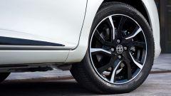 Toyota Yaris 2017: uno dei cerchi proposti