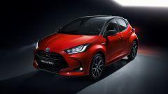 Toyota Yaris 2020, a benzina o anche ibrida