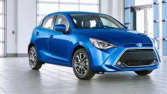 Toyota Yaris 2020, una Mazda2 sotto mentite spoglie