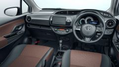 Toyota Yaris: col restyling anche l'abitacolo si rinnova