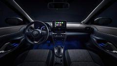 Toyota Yaris Cross, abitacolo in stile Yaris hatchback