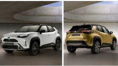 Toyota Yaris Cross Adventure e Premiere