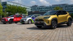 Nuovo SUV Toyota Yaris Cross Hybrid: ordini, consegne, promo