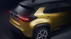 Toyota Yaris Cross, bagagliaio di maggiori capacità