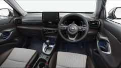 Toyota Yaris Cross, gli interni