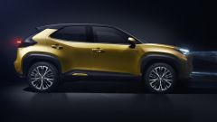 Toyota Yaris Cross, la fiancata