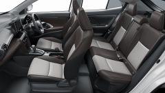 Toyota Yaris Cross, sedili anteriori e posteriori