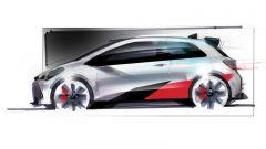 Toyota Yaris Gazoo: lo sketch della futura rivale della Fiesta ST200