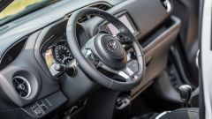Toyota yaris GRMN by Gazoo Racing: il volante