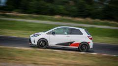 Toyota yaris GRMN by Gazoo Racing, vista laterale