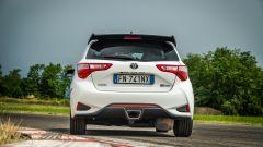 Toyota yaris GRMN by Gazoo Racing, vista posteriore