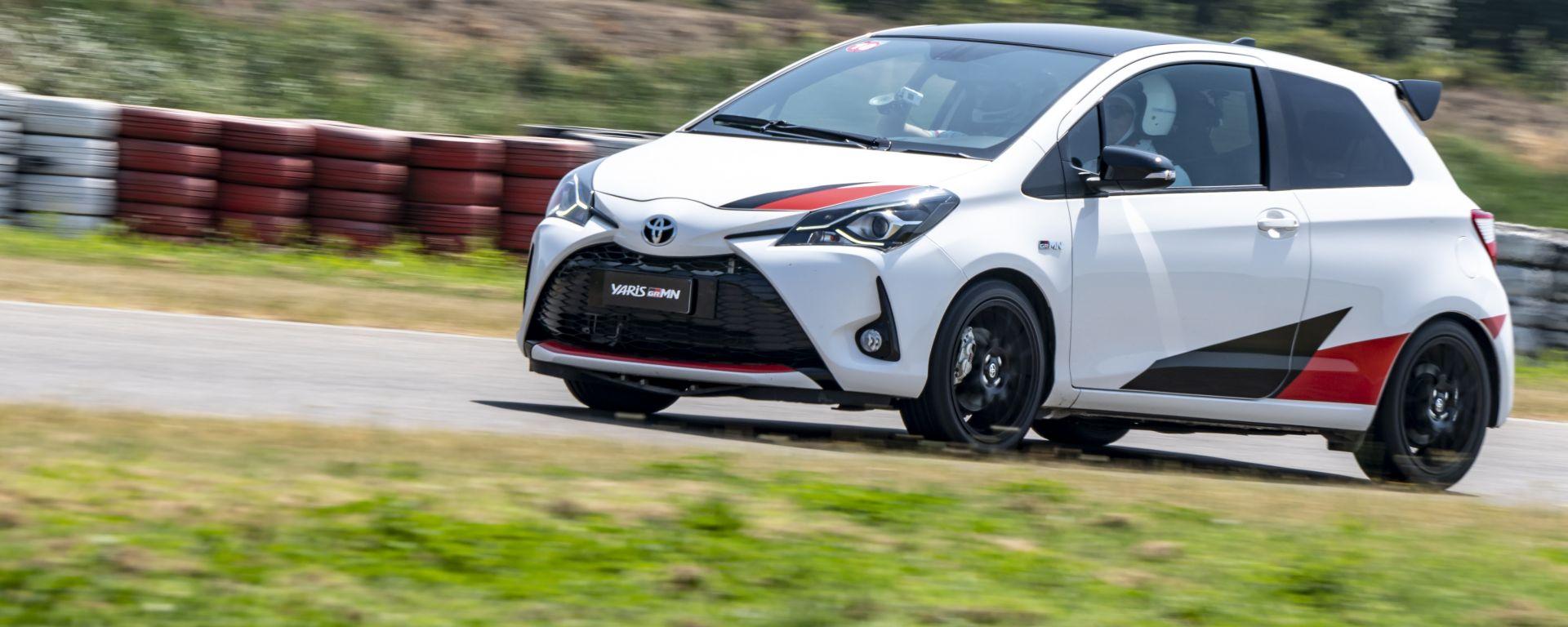 Toyota yaris GRMN by Gazoo Racing