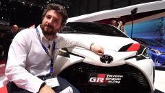 Toyota Yaris GRMN e Hybrid: in video dal Salone di Ginevra 2017  - Immagine: 1