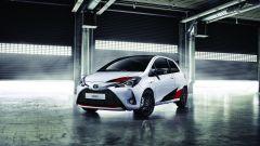 Toyota Yaris GRMN:  la piccola peste del Sol Levante - Immagine: 1
