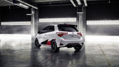 Toyota Yaris GRMN:  la piccola peste del Sol Levante - Immagine: 2