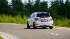 Toyota Yaris GRMN:  la piccola peste del Sol Levante - Immagine: 5