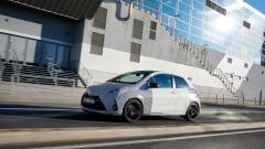 Toyota Yaris GRMN:  la piccola peste del Sol Levante - Immagine: 7