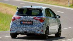 Toyota Yaris GRMN:  la piccola peste del Sol Levante - Immagine: 8
