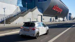 Toyota Yaris GRMN:  la piccola peste del Sol Levante - Immagine: 21