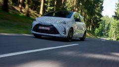 Toyota Yaris GRMN:  la piccola peste del Sol Levante - Immagine: 24