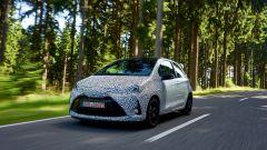 Toyota Yaris GRMN:  la piccola peste del Sol Levante - Immagine: 30