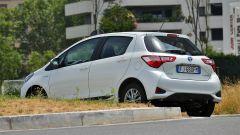Toyota Yaris Hybrid 2017: il test drive