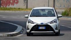 Toyota Yaris Hybrid 2017: prova su strada