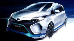 Toyota Yaris Hybrid R - Immagine: 25