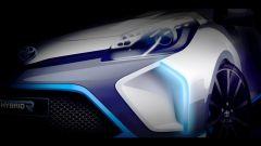 Toyota Yaris Hybrid R - Immagine: 27