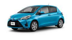 Toyota Yaris: il restyling non stravolge l'aspetto dell'auto