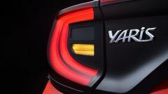 Toyota Yaris: particolare del gruppo ottico