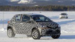 Toyota Yaris SUV: la citycar diventa 4x4