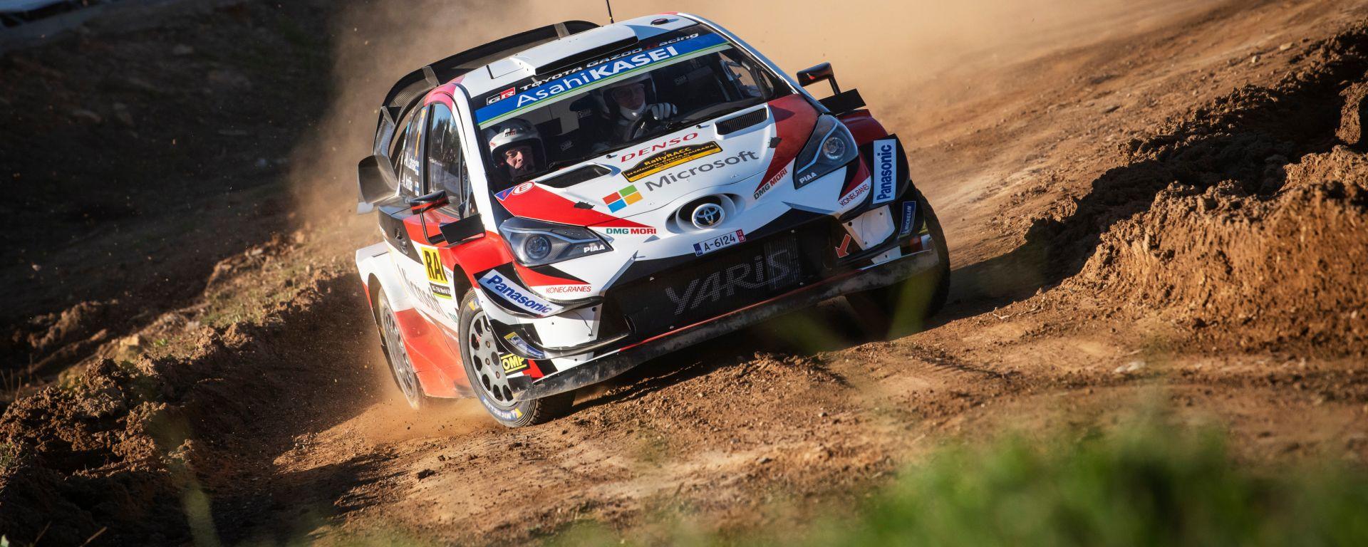 Toyota Yaris Wrc Plus - Rally di Spagna 2018