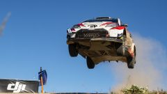 Toyota Yaris Wrc Plus - Rally Italia Sardegna 2018