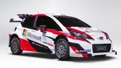 Toyota Yaris WRC - WRC 2017