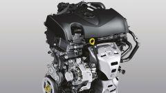 Toyota Yaris Y20: Propulsore