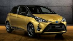 Toyota Yaris Y20: la Special Edition in video da Parigi 2018 - Immagine: 3