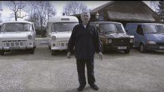 Tra i Ford Transit di Peter Lee ce ne sono alcuni veramente speciali