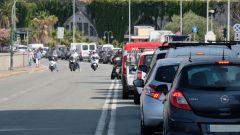 Traffico in Liguria: il caso dell'estate 2020