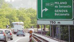 Crollo ponte Morandi, Autostrade: pedaggio gratuito su rete di Genova