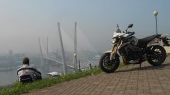 Transiberiana su Yamaha MT-09 Street Rally - Immagine: 15