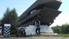 Transiberiana su Yamaha MT-09 Street Rally - Immagine: 16