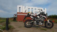 Transiberiana su Yamaha MT-09 Street Rally - Immagine: 22
