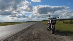 Transiberiana su Yamaha MT-09 Street Rally - Immagine: 13