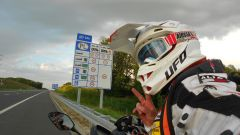 Transiberiana su Yamaha MT-09 Street Rally - Immagine: 12