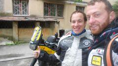 Transiberiana su Yamaha MT-09 Street Rally - Immagine: 7