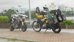 Transiberiana su Yamaha MT-09 Street Rally - Immagine: 8