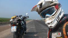 Transiberiana su Yamaha MT-09 Street Rally - Immagine: 9